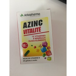 AZINC OPTIMAL BOITE DE 50