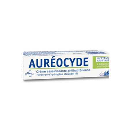 Auréocyde crème