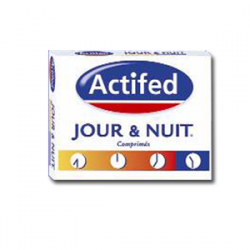 ACTIFED JOUR-NUIT