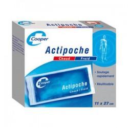 ACTIPOCHE 11X27 cm