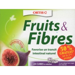 Fruits&Fibres 24 cubes a macher