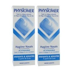 PHYSIOMER SOLUTION NASALE