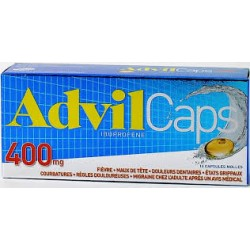 ADVILCAPS 400MG (14)