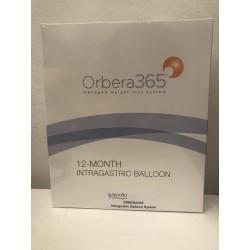 Ballon intragastrique Orbera 12 mois